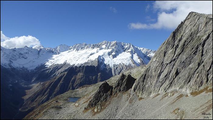 Klettersteig Krokodil : Winzige bergseehütte krokodil klettersteig und hikr
