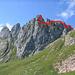 Ungefährer Abstieg entlang dem Gobette-NE-Grat (Foto: Lugges)