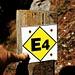 Der schöne Europaweg E4 zur Hütte und weiter auf den Σκάλα (Skála; 2866m) ist bestens markiert. Hier wandern zahlreiche Touristen aus ganz Europa.