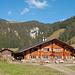 Alphütte im Traubach