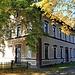 Cvikov, Empfangsgebäude, Straßenseite
