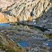 Viele Seen und Tümpel am Gotthard. Diese schöne Sammlung von Seelein konnte ich leider nicht besuchen.