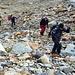 Aufstieg zum Gletscher