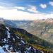 Blick Richtung Obervinschgau, Reschen