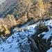 auf den letzten 100/150 Höhenmetern bis zum Gipfel hatten sich nordseitig noch Schneereste gehalten