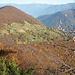 Monte di Comino in der Nachmittagssonne