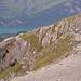 Das idyllische Mürtschenhüttchen und das Stoggloch weit über dem Walensee
