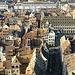 Westliche Altstadt. Die Dachlandschaft imponiert