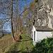Zwischen Tähischinu und Färchu komme ich bei der ersten kleinen Kapelle vorbei