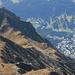 Tiefblick zur Lenzerhide von der Bergstation am Parpaner Rothorn