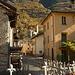 Ticino Addio: ein letzter Blick in das anmutige Viertel Riva auf dem Weg zum Bahnhof Biasca