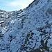 Abstieg über die Gocht Richtung Tritt und Arvenbüel
