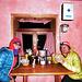 Rifugio Arona, locale invernale. Douillet mais un peu frisquet...