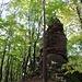 Die Drei Felsen. Unser nächstes Gipfelziel.
