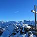 Auf dem Huetstock Gipfel.