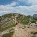 Verso il Rifugio Alpe di Tires attraverso lo Sciliar