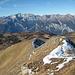 Rückblick zum Fulbergegg