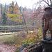 Im Räuberwald bei Kerns.