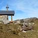 Die Kapelle beim Gitschen.