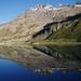 Morgenstimmung am Lac de Salanfe