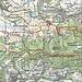 Unsere Route, diese kann nach belieben, Kondition und Können verlängert werden