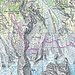 Route: Von der Capanna di Sciora. zur Sasc Furä.3,8 km, 395 HM auf