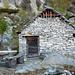 Cazzana, Corte di Cima, 1850m - Geschlossene Jagdhütte