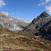 Blick über die Laiets Crap Alv zum Albulapass