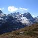 Gipfelwelt oberhalb des Val Bever