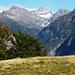 Val Lodrino - Blick ins Valle di Cresciano mit dem Torrone Alto, 2952m