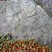 Val Lodrino - Zwischen Lagua und Grei: Jetzt feiert diese Inschrift sein 60-ig-Jähriges. Ob wohl sein Steinmetz noch lebt?