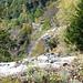 Val Lodrino - Blick von der Kuppe oberhalb Carugo auf den Grat hinunter:  Hier müssen [u Zaza] und [u Alpin_Rise] heraufsteigen