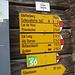 über Glattenberg soll´s zunächst auf die Cufercalhütte gehen