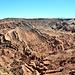 Valle de la Muerte (la route passe quelque part en bas...)