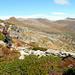 Liebliche Tessiner Bergwelt mit dem Kessel von Corte Nuovo