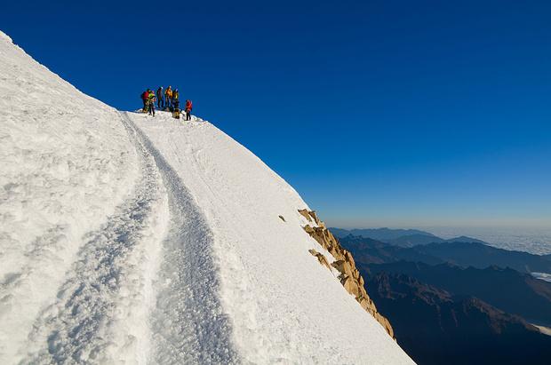 Der Gipfel!