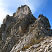 Chlein Ducan, E-Grat (Gipfel verdeckt)