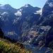 Blümlisalphorn et Fründenhorn, un panorama spectaculaire dont on jouit tout au long de la balade