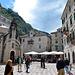 Marktplatz in Kotor