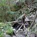 Die Bachquerung mutet patagonisch an und stimmt auf das Kommende ein