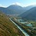 Genüssliche Ausblicke nach Martigny, zum Catogne und links Grand Combin