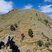 Der Cerro Ceroka - ein kleiner Hügel. Wenn die Höhe nicht wäre...
