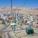 Drei Seilbahnen gibt es schon in La Paz, zwei neue werden gerade gebaut.