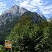 De retour au point de départ : Seehore et Girenhörnli se dressant fièrement au-dessus de la vallée