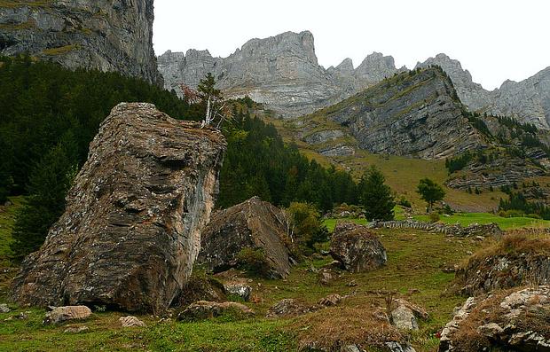 Klettersteig Urnerboden : Klettergarten urnerboden m u tourenberichte und fotos hikr