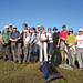 Gruppenfoto auf dem Maighelspass