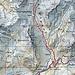Erster Tag: Von La Veduta am Julierpass über den Fuorcla d'Angel zu Chamanna Jenatsch
