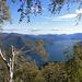 Lago Maggiore - der italienische Seeteil (ca. 80 % des Sees liegt in Italien)