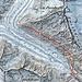 Zweiter Tag: Von der Oberaletschhütte zurück zum Pk.2164