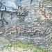 Vierter Tag. Holtel du Trift zur Höhbalmen ( Höhenwanderweg). Bei Arben hinab zum Talboden.